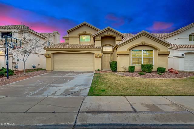 3806 E Tanglewood Drive, Phoenix, AZ 85048 (MLS #6027603) :: The Laughton Team