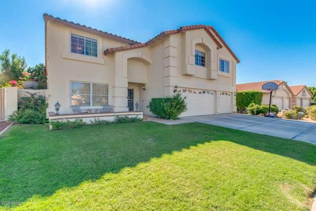 5763 W Corrine Drive, Glendale, AZ 85304 (MLS #6027618) :: The Kenny Klaus Team