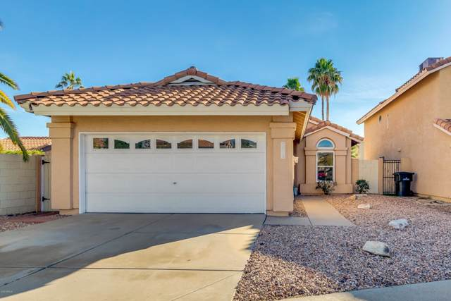 4013 E Woodland Drive, Phoenix, AZ 85048 (MLS #6027640) :: The Laughton Team