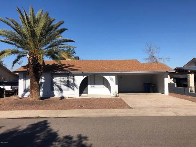 7018 W Beatrice Street #111, Phoenix, AZ 85043 (MLS #6027642) :: The Laughton Team