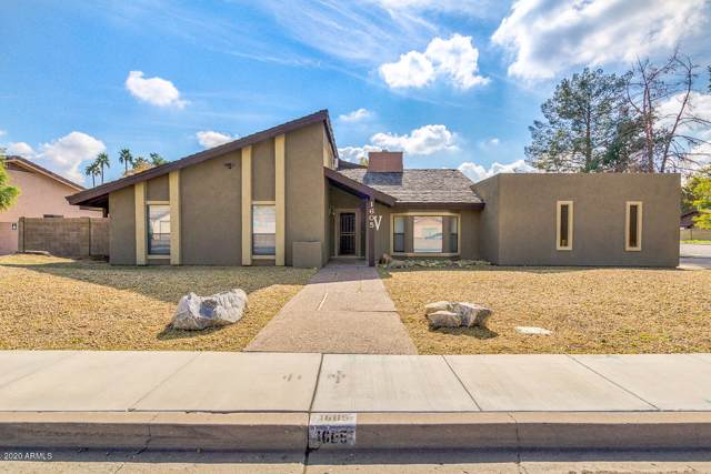 1605 E Glade Avenue, Mesa, AZ 85204 (MLS #6027658) :: The Mahoney Group