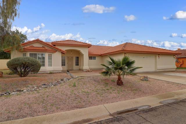 1230 E Clearview Drive, Casa Grande, AZ 85122 (MLS #6027663) :: The Kenny Klaus Team