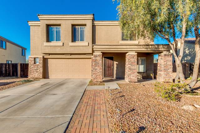 3923 N Dead Wood Drive, Casa Grande, AZ 85122 (MLS #6027665) :: The W Group