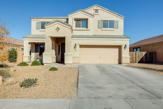 9408 W Georgia Avenue, Glendale, AZ 85305 (MLS #6027695) :: Brett Tanner Home Selling Team