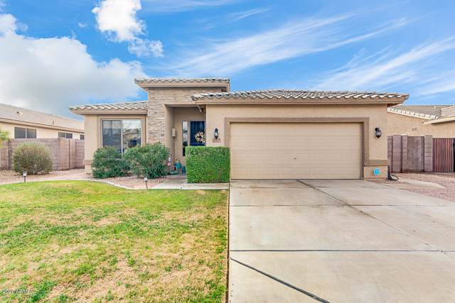 2051 E Augusta Avenue, Chandler, AZ 85249 (MLS #6027715) :: The Kenny Klaus Team