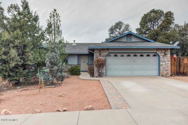 604 N Blue Spruce Road, Payson, AZ 85541 (MLS #6027723) :: Relevate | Phoenix