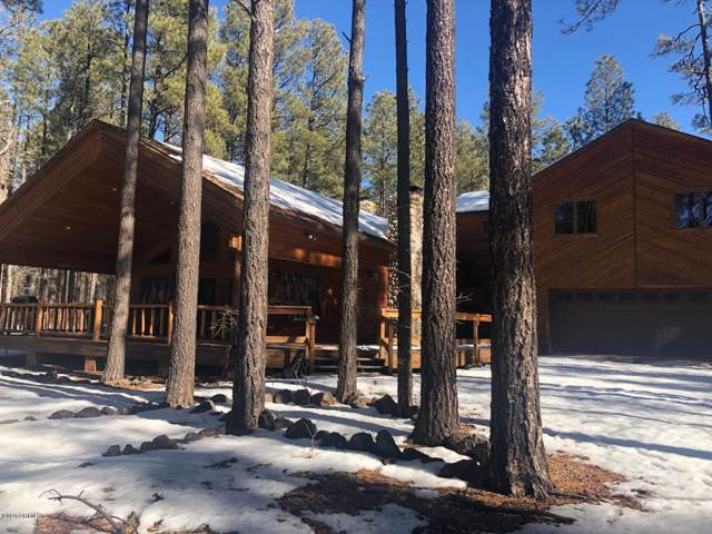 3627 White Oak Drive, Pinetop, AZ 85935 (MLS #6027735) :: Arizona Home Group