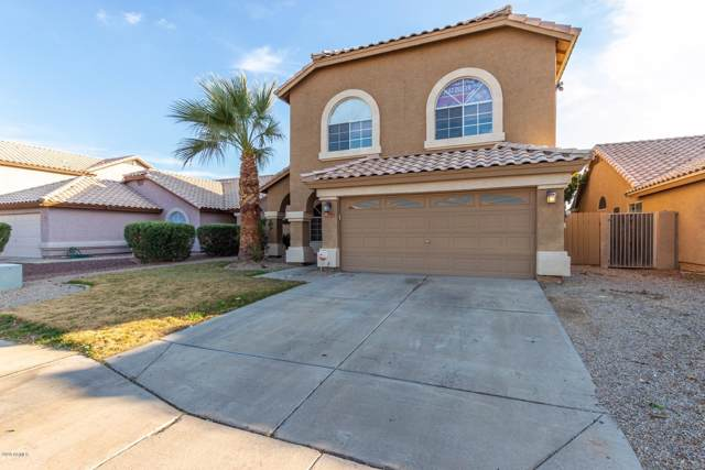 1741 E Detroit Street, Chandler, AZ 85225 (MLS #6027738) :: Openshaw Real Estate Group in partnership with The Jesse Herfel Real Estate Group