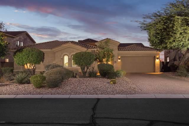 8071 E Twisted Leaf Drive, Gold Canyon, AZ 85118 (MLS #6027742) :: Brett Tanner Home Selling Team