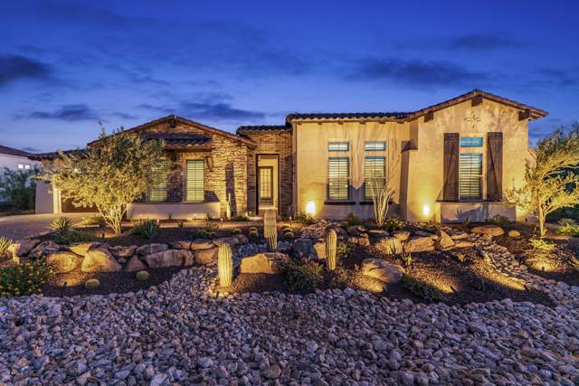 5509 E Dew Drop Trail, Cave Creek, AZ 85331 (MLS #6027744) :: My Home Group
