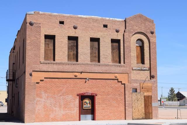 119 S Main Street, Coolidge, AZ 85128 (MLS #6027750) :: The Kenny Klaus Team
