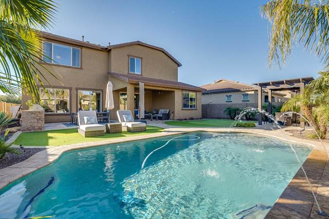 2886 E Palmdale Lane, Gilbert, AZ 85298 (MLS #6027768) :: Openshaw Real Estate Group in partnership with The Jesse Herfel Real Estate Group
