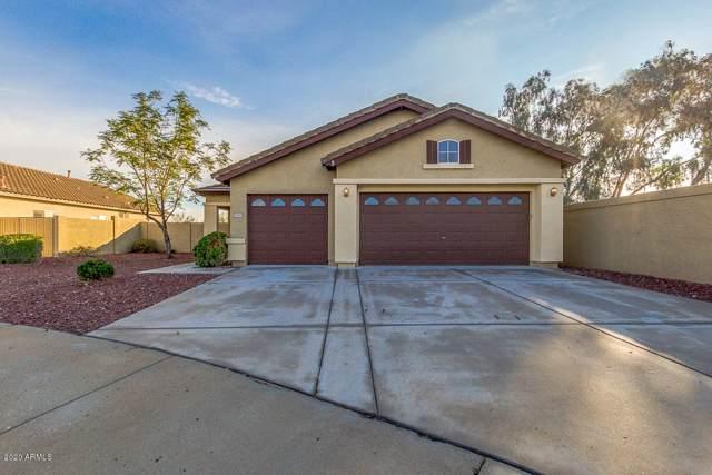 21833 N 76TH Lane, Peoria, AZ 85383 (MLS #6027771) :: The Kenny Klaus Team