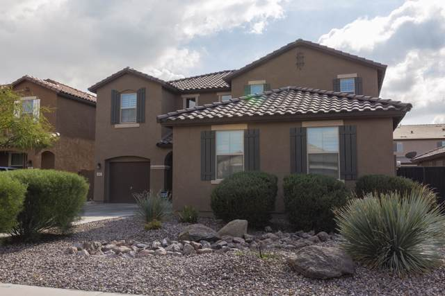 851 W Desert Hollow Drive, San Tan Valley, AZ 85143 (MLS #6027784) :: The Bill and Cindy Flowers Team