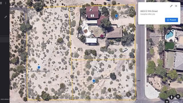 8803 S 19th Street, Phoenix, AZ 85042 (MLS #6027797) :: The Kenny Klaus Team