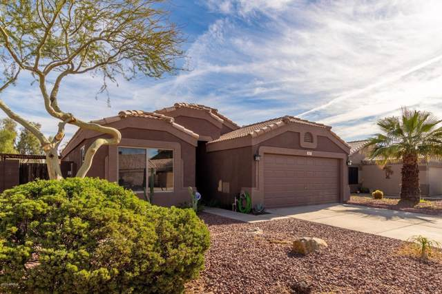 1677 S Coyote Drive, Apache Junction, AZ 85120 (MLS #6027811) :: My Home Group