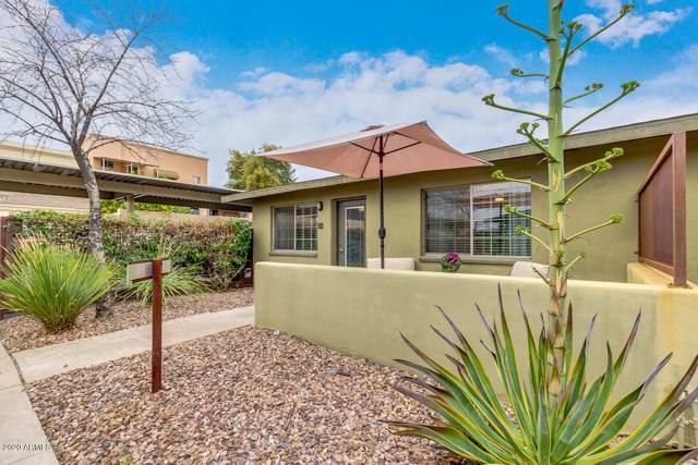 1850 E Maryland Avenue #48, Phoenix, AZ 85016 (MLS #6027816) :: Brett Tanner Home Selling Team