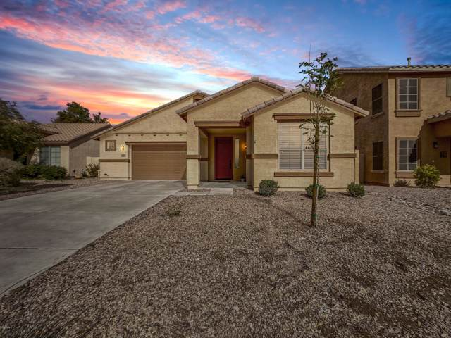 584 E Harvest Road, San Tan Valley, AZ 85140 (MLS #6027823) :: The Bill and Cindy Flowers Team