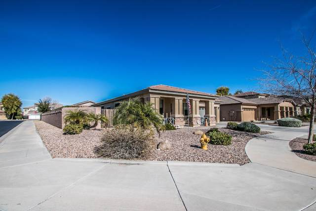 18906 E Cattle Drive, Queen Creek, AZ 85142 (MLS #6027830) :: Openshaw Real Estate Group in partnership with The Jesse Herfel Real Estate Group