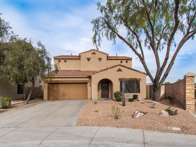 3498 E Vernon Street, Gilbert, AZ 85298 (MLS #6027841) :: Openshaw Real Estate Group in partnership with The Jesse Herfel Real Estate Group