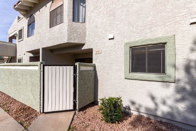 850 S River Drive #1091, Tempe, AZ 85281 (MLS #6027857) :: Openshaw Real Estate Group in partnership with The Jesse Herfel Real Estate Group
