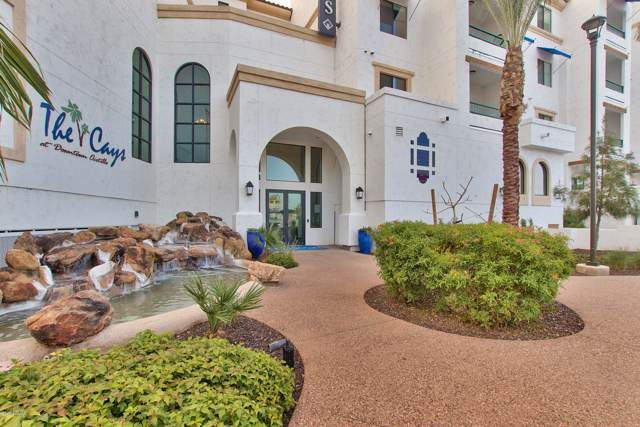 2511 W Queen Creek Road #438, Chandler, AZ 85248 (MLS #6027874) :: Brett Tanner Home Selling Team