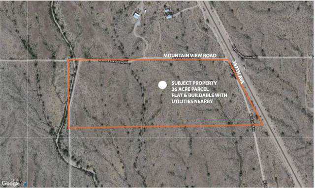 38700 W Mountain View (Approx) Road, Tonopah, AZ 85354 (MLS #6027886) :: Conway Real Estate