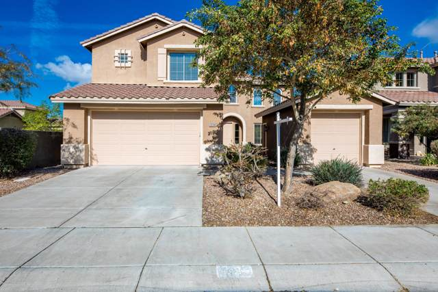 3734 W Turtle Hill Drive, Anthem, AZ 85086 (MLS #6027896) :: Riddle Realty Group - Keller Williams Arizona Realty