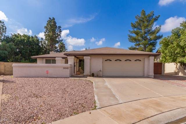 1441 W Juanita Avenue, Mesa, AZ 85202 (MLS #6027910) :: Revelation Real Estate