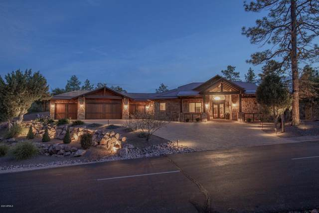 2801 E Rim Club Drive, Payson, AZ 85541 (MLS #6027918) :: The Results Group