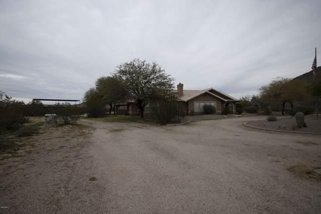 9057 N Bobwhite Lane N, Casa Grande, AZ 85194 (MLS #6027919) :: Arizona Home Group