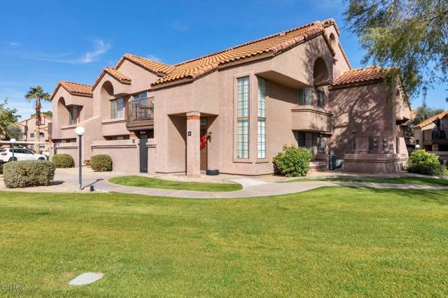 925 N College Avenue A102, Tempe, AZ 85281 (MLS #6027921) :: The Kenny Klaus Team