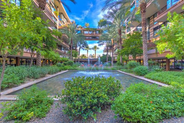 7141 E Rancho Vista Drive #1013, Scottsdale, AZ 85251 (MLS #6027928) :: Cindy & Co at My Home Group