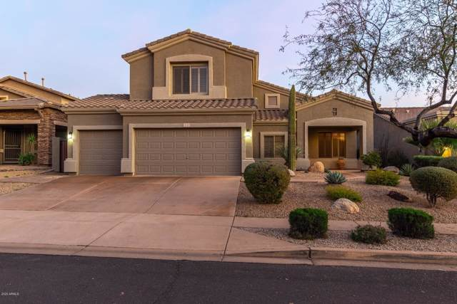 2731 W Via Bona Fortuna, Phoenix, AZ 85086 (MLS #6027959) :: The Daniel Montez Real Estate Group