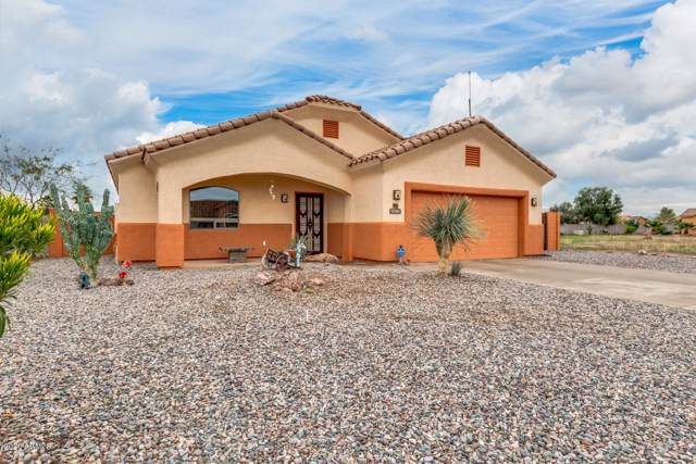 15581 S Cananea Circle, Arizona City, AZ 85123 (MLS #6027970) :: The Kenny Klaus Team