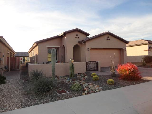 16820 S 178TH Drive, Goodyear, AZ 85338 (MLS #6027975) :: Kortright Group - West USA Realty