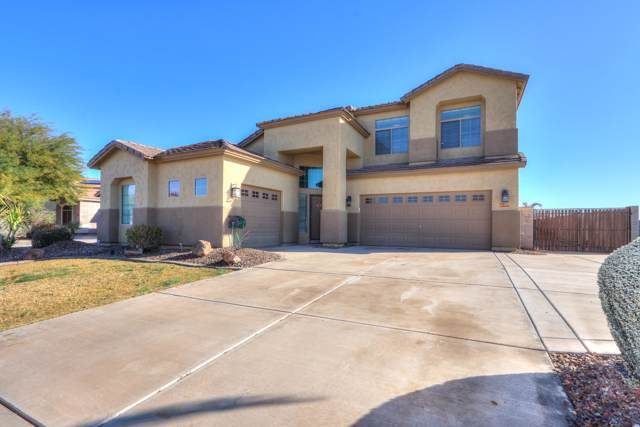 24681 N Oxen Road, Florence, AZ 85132 (MLS #6027986) :: The Everest Team at eXp Realty