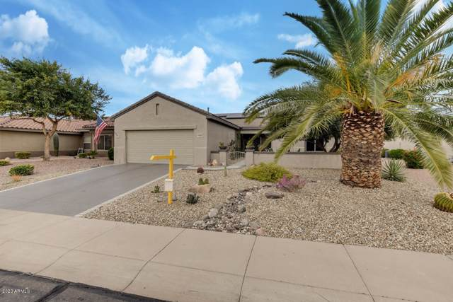 19856 N Winterhaven Lane, Surprise, AZ 85374 (MLS #6028023) :: RE/MAX Desert Showcase