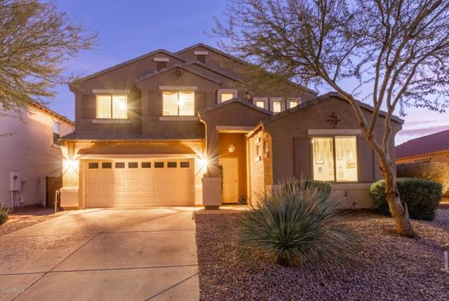 39 W Pasture Canyon Drive, San Tan Valley, AZ 85143 (MLS #6028044) :: The Bill and Cindy Flowers Team