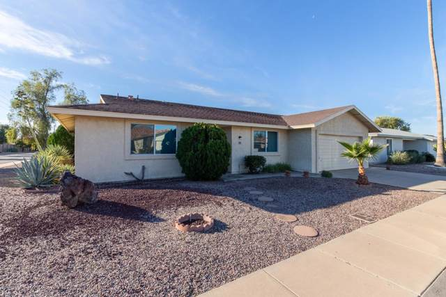 829 Leisure World, Mesa, AZ 85206 (MLS #6028045) :: Devor Real Estate Associates