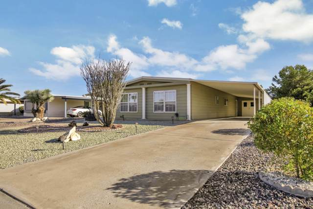 9027 E Michigan Avenue, Sun Lakes, AZ 85248 (MLS #6028063) :: Selling AZ Homes Team