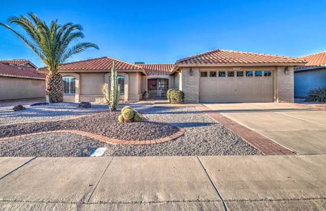 2462 Leisure World, Mesa, AZ 85206 (MLS #6028076) :: The Bill and Cindy Flowers Team