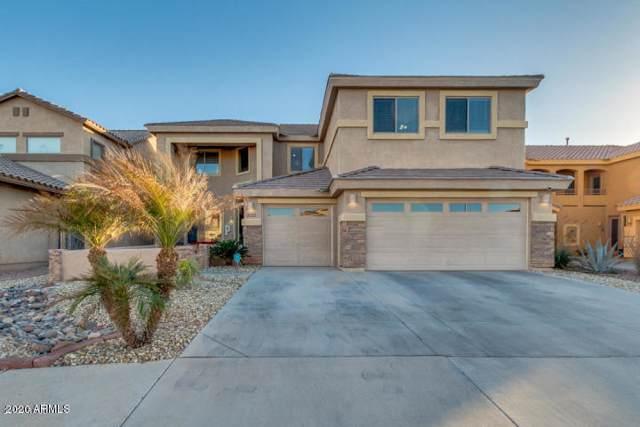 44383 W Mescal Street, Maricopa, AZ 85138 (MLS #6028090) :: The Bill and Cindy Flowers Team