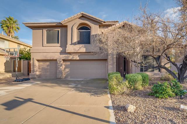 6033 E Old West Way, Scottsdale, AZ 85266 (MLS #6028096) :: The Bill and Cindy Flowers Team