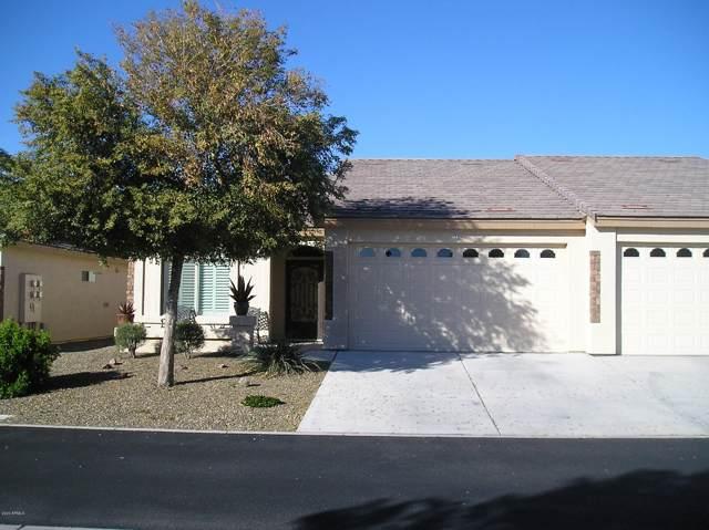 10960 E Monte Avenue E #248, Mesa, AZ 85209 (MLS #6028102) :: Cindy & Co at My Home Group
