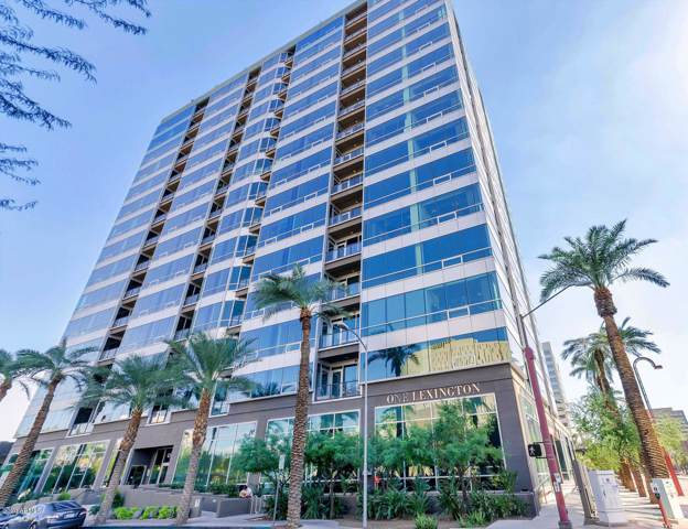 1 E Lexington Avenue #1401, Phoenix, AZ 85012 (MLS #6028108) :: Riddle Realty Group - Keller Williams Arizona Realty