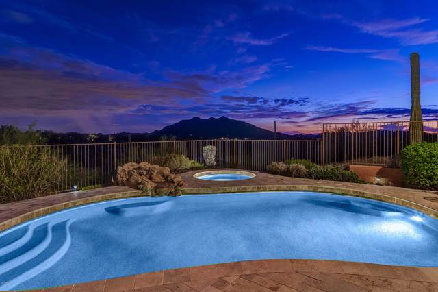 7639 E Grapevine Road, Cave Creek, AZ 85331 (MLS #6028119) :: The Bill and Cindy Flowers Team