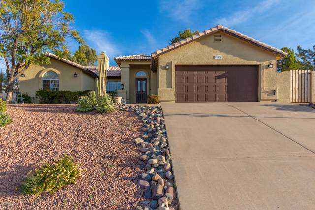 15036 E Mustang Drive, Fountain Hills, AZ 85268 (MLS #6028120) :: Brett Tanner Home Selling Team