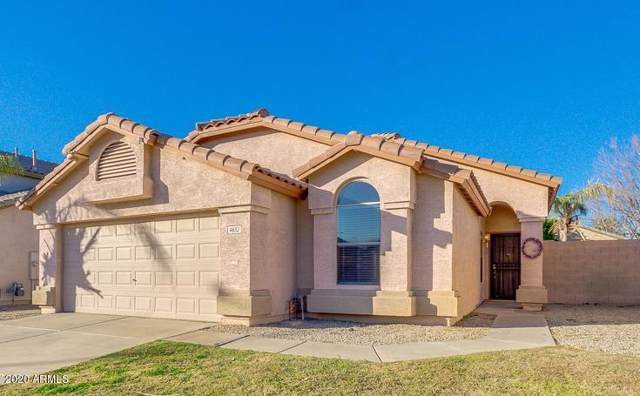 9832 E Osage Avenue, Mesa, AZ 85212 (MLS #6028122) :: The Kenny Klaus Team