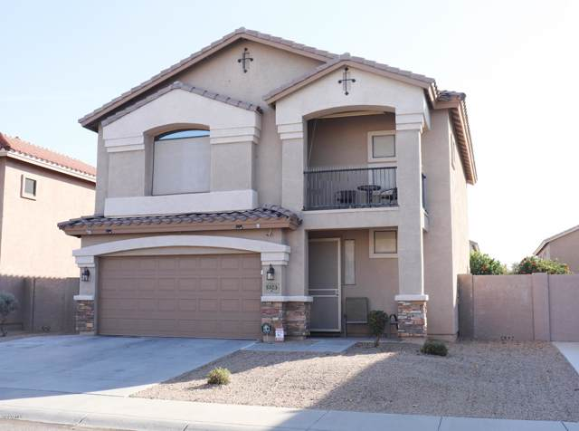 5323 E Carol Avenue, Mesa, AZ 85206 (MLS #6028125) :: The Kenny Klaus Team